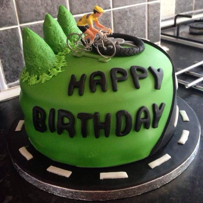 Cycling Enthusiast Cake Bakers Lane Cakes Bakers Lane Cakes
